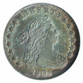 Early Dimes: , 1804 10C 13 Stars on Reverse AU53 NGC. JR-1, R.5. The ...