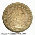 Early Dimes: , 1805 10C 4 Berries AU50 NGC. JR-2, R.2. The more ...
