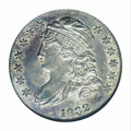 Bust Dimes: , 1832 10C MS64 PCGS. JR-2, R.2. The seventh star points to ...