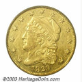 Early Quarter Eagles: , 1829 $2 1/2 AU55 PCGS. Bass-3026, Breen-6132, R.4. The ...