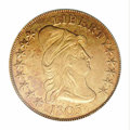 Early Eagles: , 1803 $10 Extra Star AU50 PCGS. B. 1-E, R.4. Even though ...
