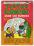 Golden Age (1938-1955):Miscellaneous, Tip Top Comics #5 (United Features Syndicate, 1936) Condition: VG+....