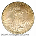 Saint-Gaudens Double Eagles, 1931-D $20 MS60 PCGS. The 1931-D double eagle started out ...