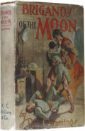 Books:First Editions, Ray Cummings: Brigands of the Moon. (Chicago: A.C. McClurg& Company, 1931), first edition, 386 pages, orange clothwith...