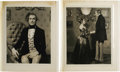 Movie/TV Memorabilia:Photos, Vincent Price Photos from the Play Victoria Regina (1935).In Price's Broadway debut in 1935, he took on the rol... (Total: 1Item)
