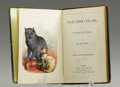 Royal Memorabilia, Book Signed by Queen Victoria, Given as a Gift for Christmas, 1851. Hardbound book entitled Tales From Cat Land, by a...