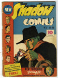 Golden Age (1938-1955):Crime, Shadow Comics #2 (Street & Smith, 1940) Condition: FR....