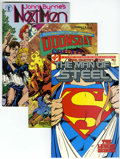 Modern Age (1980-Present):Miscellaneous, John Byrne Comics Group (Various Publishers, 1980s).... (Total: 34 Comic Books)