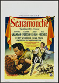 "Movie Posters:Adventure, Scaramouche (MGM, 1952). Belgian (14"" X 21""). Adventure...."
