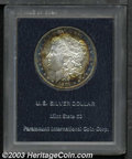 Additional Certified Coins: , 1881-O $1 Morgan Dollar MS60 Paramount (MS62). Lustrous ...
