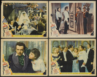 "The Great Waltz (MGM, 1938). Lobby Cards (4) (11"" X 14""). Drama.... (Total: 4 Items)"