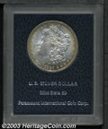 Additional Certified Coins: , 1884-O $1 Morgan Dollar MS60 Paramount (MS63). High end ...