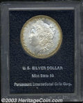 Additional Certified Coins: , 1885-O $1 Morgan Dollar MS60 Paramount (MS63). Bright ...