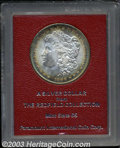 Additional Certified Coins: , 1896 $1 Morgan Dollar MS65 Paramount (MS63). Ex: ...