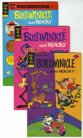 Bronze Age (1970-1979):Cartoon Character, Bullwinkle File Copies Group (Gold Key, 1972-79) Condition: AverageVF+.... (Total: 19 Comic Books)