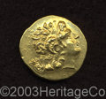 Ancients:Greek, Ancients: Pontic Kingdom. Mithradates VI. 120-63 B.C. AV stater (20mm, 8.37 g). Tomis, time of the First Mithradatic War, 88-86 B.C....