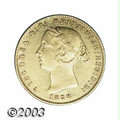 Australia: , Australia: Victoria gold Half Sovereign 1858 Sydney, KM3, XF withconsiderable mint luster, and rarely seen in this quality....
