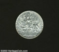 Mexico: , Mexico: Caballito Peso 1910, KM453, UNC, fully lustrous, few minorsurface scratches....