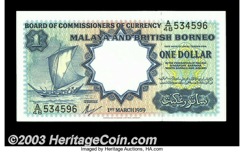 World Paper Money Currency Three Better Asian Notes