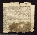 Colonial Notes:North Carolina, December 22, 1758, 20s, North Carolina, NC-99, VF. The body ...