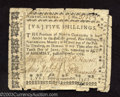 Colonial Notes:North Carolina, December, 1768, 5s, North Carolina, NC-129, VF. This is an ...