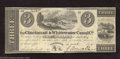 Obsoletes By State:Ohio, 1841 $3 The Cincinnati & Whitewater Canal Co., Cincinnati, OH,...