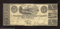 Obsoletes By State:Ohio, 1841 $5 The Cincinnati & Whitewater Canal Co., Cincinnati, OH,...