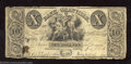 Obsoletes By State:Ohio, 1861 $10 Bank of Granville-Alexandrian Society, Granville, OH, ...