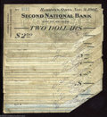 Obsoletes By State:Ohio, Hamilton, OH 1907 Clearing House Certificates. A group of 17 $...(19 notes)