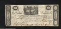 Obsoletes By State:Ohio, 1814 $5 Jefferson Bank of New Salem, OH, About Uncirculated. ...