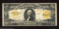 Large Size:Gold Certificates, 1922 $20 Gold Certificate, Fr-1187, Very Fine-Extremely Fine. ...