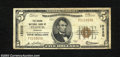 National Bank Notes:Missouri, Saint Louis, MO - $5 1929 Ty. 1 The Grand NB Ch. # ...