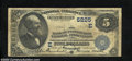National Bank Notes:Pennsylvania, Pittsburgh, PA - $5 1882 Date Back Fr. 537 The Bank of ...