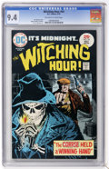 Bronze Age (1970-1979):Horror, The Witching Hour #54 (DC, 1975) CGC NM 9.4 Off-white to whitepages....