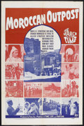 "Movie Posters:Documentary, The March of Time (20th Century-Fox, 1951). One Sheet (27"" X 41""). ""Moroccan Outpost."" Documentary Short Subject. Very light..."