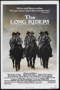 """Movie Posters:Western, The Long Riders (United Artists, 1980). One Sheet (27"""" X 41""""). Western. Starring David Carradine, Keith Carradine, Robert Ca..."""