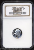 Proof Roosevelt Dimes: , 1979-S Type Two PR 69 Deep Cameo NGC. ...
