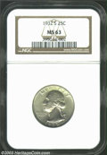Washington Quarters: , 1932-S MS63 NGC. The current Coin Dealer Newsletter (...