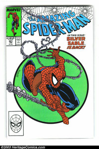 Amazing Spider-Man #301-305 Group (Marvel, 1988) Condition: Average NM. Todd McFarlane art. Overstreet 2003 value for gr...