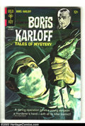 Silver Age (1956-1969):Horror, Boris Karloff Tales of Mystery Group (Gold Key, 1963) Condition:Average FN. Issues #19-21 make up this Gold Key lot. Overst...(Total: 3 Comic Books Item)