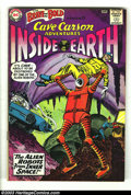 Silver Age (1956-1969):Adventure, The Brave and the Bold #33 Cave Carson Adventures Inside Earth (DC, 1961) Condition: VG. Mark Meskin cover and art. Overstre...