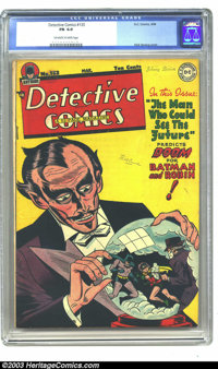 All-Star Comics #5 (DC, 1941) CGC FN 6.0 Off-white pages. Starring the Justice Society. First appearance Shiera Sanders...