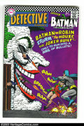 Silver Age (1956-1969):Superhero, Detective Comics #365 (DC, 1967) Condition: VF/NM. Batman. Joker appearance, and sort of a Joker cover. Overstreet 2003 VF/N...