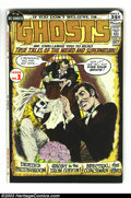 Bronze Age (1970-1979):Horror, Ghosts #1 (DC, 1971) Condition: FN. First issue of this longrunning DC title is a 52 Page Giant and features art by Jim Apa...