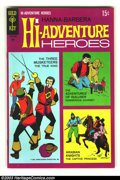 Silver Age (1956-1969):Adventure, Hi-Adventure Heroes #1 (Gold Key, 1969) Condition: VF/NM. An offbeat Gold Key comic starring the Three Musketeers, Gulliver,...