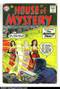 Silver Age (1956-1969):Mystery, House of Mystery Group (DC, 1957-1958) Condition: Average GD+. Thislot consists of issues #61, 63, 65, 66, 69, 70, 72, and ... (Total:8 Comic Books Item)