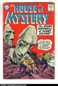 Silver Age (1956-1969):Mystery, House of Mystery Group (DC, 1959-1974). This lot consists of issues#85 (VG), 87 (G/VG), 98 (GD), 194 (VG), 199 (VG+), and 2... (Total:6 Comic Books Item)