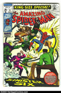 Bronze Age (1970-1979):Miscellaneous, Miscellaneous Bronze Age Marvel Group (Marvel, 1969-1977). This lot consists of Amazing Spider-Man Annual #6, Dead of ... (Total: 22 Comic Books Item)