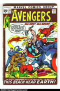 Bronze Age (1970-1979):Miscellaneous, Miscellaneous Bronze Age Group (Various, 1970-1977). A variety oftitles, in VG+ to VF. This lot includes Avengers #93, ... (Total: 8Comic Books Item)