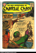 Silver Age (1956-1969):Mystery, The New Adventures of Charlie Chan #6 (DC, 1959) Condition: GD+.Overstreet notes that this comic is scarce. Overstreet 2003...